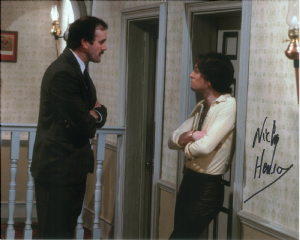 "Nicky Henson ""The Psychiatrist"" (Fawlty Towers) #01"